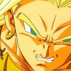 SS Broly in
