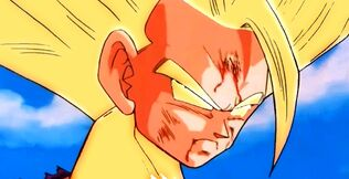 Super Saiyan 4 Gohan (BlazeFire's Version)