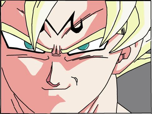 File:Majin Goku Super Saiyan by dbzataricommunity.jpg