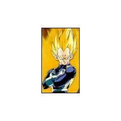 Super Saiyan Vegeta