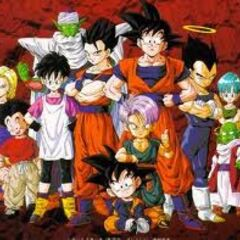 Goku: THE TWO KIDS IN THE FRONT, GOTEN AND TRUNKS FREED STEVE! RED ALERT!