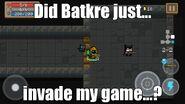 Dammit Batkre