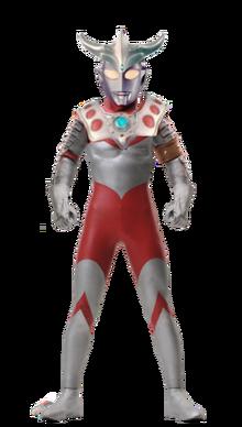 Ultraman Legacy Leo LD mode