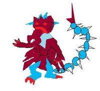 Ele king crab