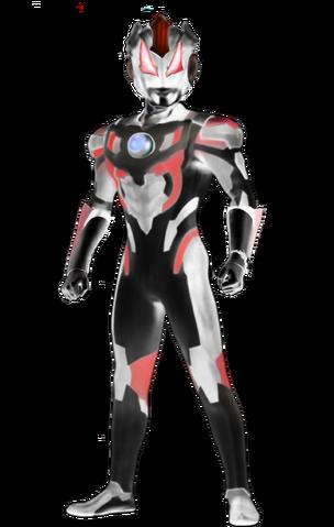 Ultraman Laxcer Beserk
