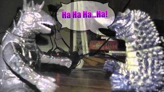 My Ultraman Movies 3 Gomora vs