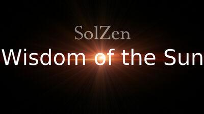 Wisdom of the Sun