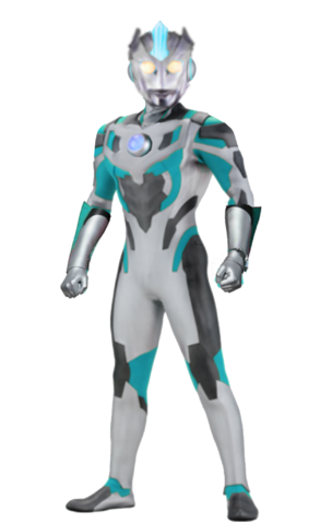 Ultraman Laxcer Water