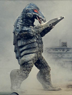 Alien Tsuruk big - ultra series