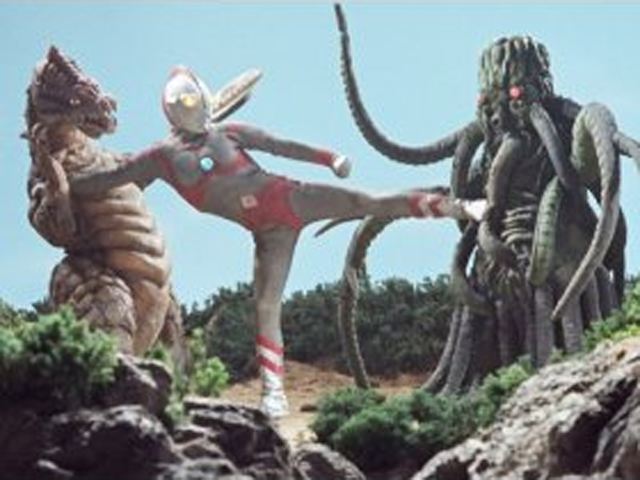 Fly To The Sinister Monster Island Ultraman Wiki
