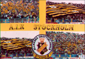 AIK TIFO