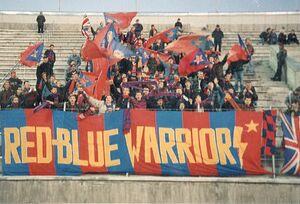 ЦСКА в Питере 1993