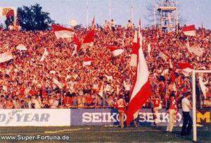 Europacup-Finale(Basel) Fortuna Dьsseldorf 1979