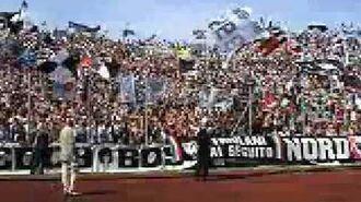Ultras Udinese spettacolo incredibile da vedere