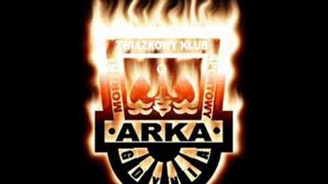 Arka Gdynia - Rota