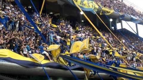Boca es mi vida cancion la doce boca juniors banfield boca campeon torneo apertura 2011