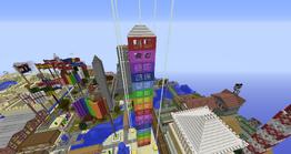 HUE Tower Exterior 2