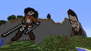 Mikasa and Gordon