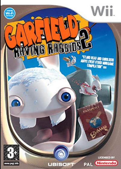 Garfield raving rabbids 2 cover pal.jpg