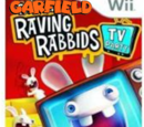 Garfield Raving Rabbids TV Party