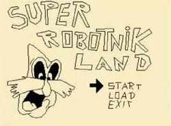 SuperRobotnikLand