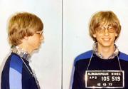 Bill Gates mugshot