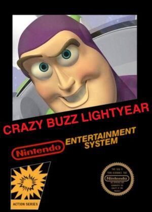 Buzz LIGHTYEAR nes