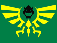 North Hyrule Flag