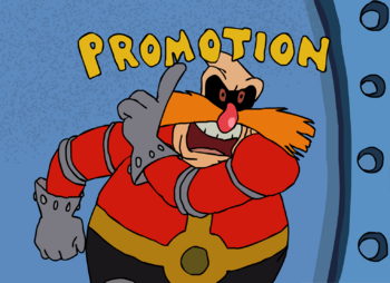 Robotnik s Promotion by The Master