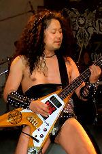 Heavy Metal Samurai