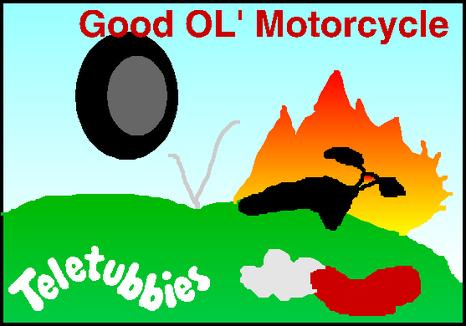 Good Ol Motorcycle