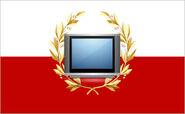 West Poland Flag