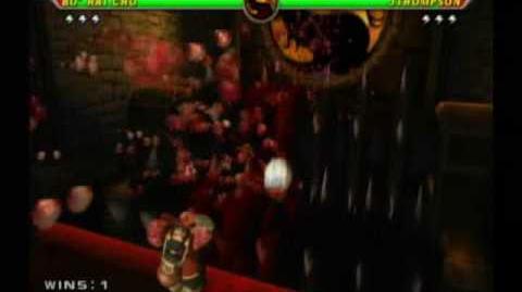 Mortal Kombat Hate Jack Thompson