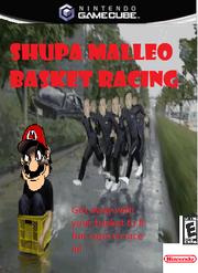 SHUPA MALLEO BASKET RACING