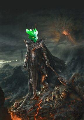Bingzak the dark lord