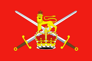 British Army Flag