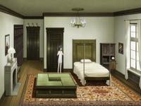 Raishin Akabane's Room