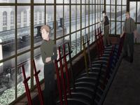 Edge Hill Station Interior