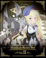 Unbreakable Machine-Doll Anime Blu-ray Vol.II Picture Label