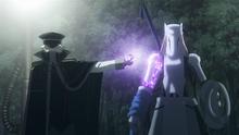 Felix Transmitting Magic Energy into Eliza