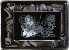 Unbreakable Machine-Doll Yaya Premium Crystal (serial number)