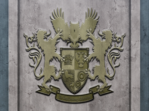 Walpurgis Royal Academy of Machinart Coat of Arms