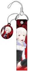 Unbreakable Machine-Doll Frey Wide Smartphone Strap with Cleaner