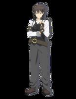 Raishin's Full Appearance