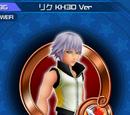 Riku KH3D Version