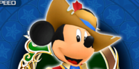Musketeer Mickey