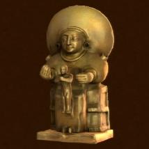 File:Uncharted 3 Treasure Golden Hittite Goddess image.jpg