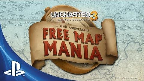 Uncharted 3 Two Year Anniversary Celebration