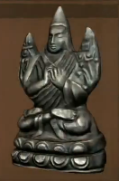 File:Bronze Tsongkhapa Statue.PNG