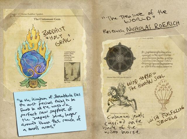 File:Nathan Drake's journal 8.jpg